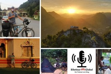Lockdown in Laos: Podcast mit Chris Fritze