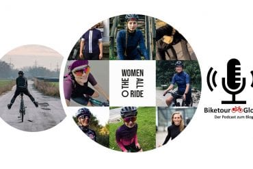 The Women All Ride Kollektiv: Podcast mit Wiebke
