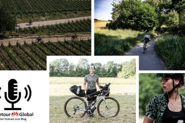 Podcast: Aus der Halfpipe in den Sattel – Mit Sarah beim Taunus Bikepacking
