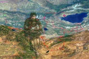 Nun geht es los! Silk Road Mountain Race 2021: Rad, Ausrüstung & Dotwatching