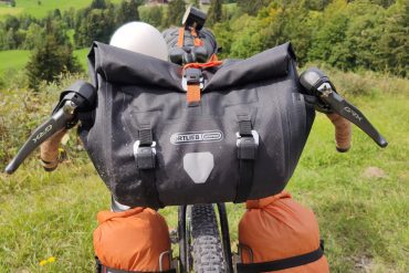 Strapped & Shaken: On the road with the Ortlieb Handlebar QR
